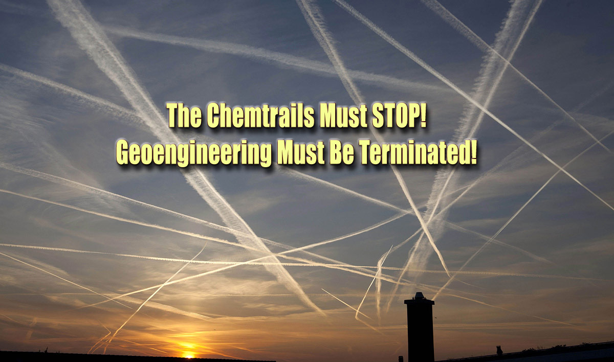 BAN Geoengineering & Chemtrails –> Globally